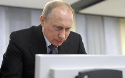 Kreml chce zwyciężyć internet i Nawalnego