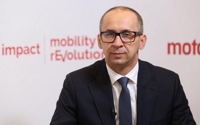Kazimierz Karolczak, przewodniczący zarządu Górnośląsko-Zagłębiowskiej Metropolii