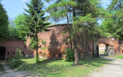 Fort Bronowice. Kraków, ul. Rydla. Fot./AMW