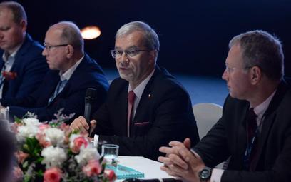 Gościem specjalnym śniadania z przedsiębiorcami był Jerzy Kwieciński, minister inwestycji i rozwoju.
