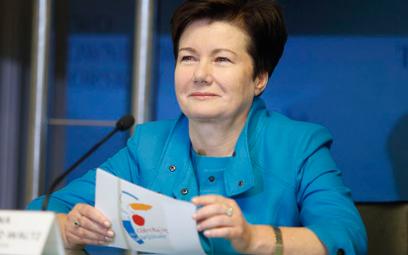 Sondaż: Gronkiewicz-Waltz przed Komisję Weryfikacyjną?
