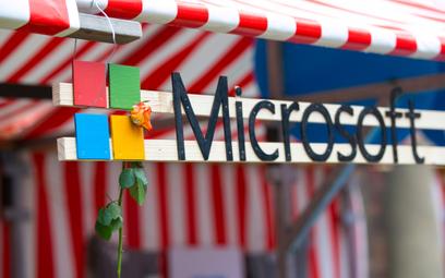 Microsoft jest już wart ponad 1 bln dol.