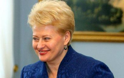 Prezydent Litwy, Dalia Grybauskaite