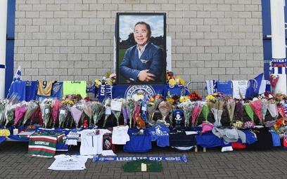 Pod stadionem Leicester City