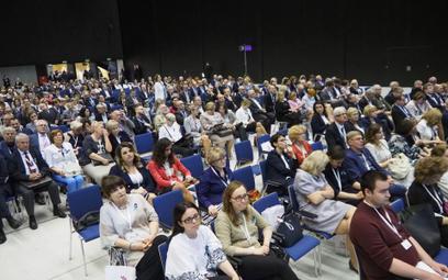 Uchwała kończąca Kongres Prawników Polskich w Katowicach