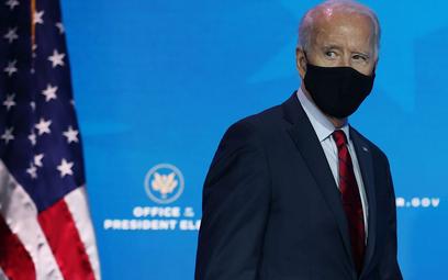 Koronawirus. Biden przedstawia plan na walkę z COVID w pierwszych 100 dniach prezydentury