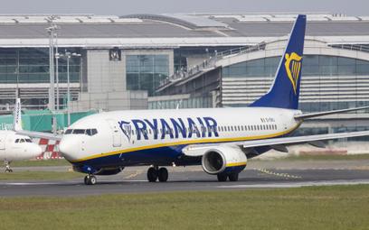 Ryanair znosi opłatę za zmianę rezerwacji