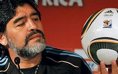 Maradona z trudem przeprowadził swoich piłkarzy przez eliminacje, ale teraz celem jest już mistrzost