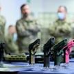 Broń zaprezentowana podczas Forum Innowacyjności Sił Zbrojnych 2021 na Wojskowej Akademii Techniczne