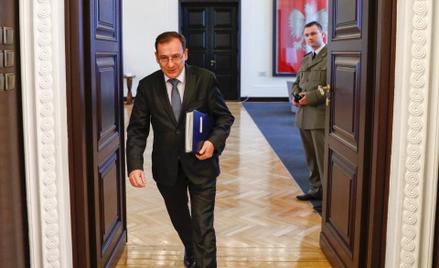 Mariusz Kamiński, minister koordynator służb, szef MSW
