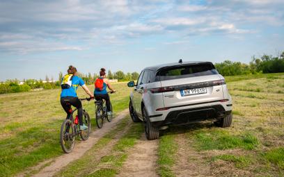 Range Rover Evoque II: Jedź własną drogą