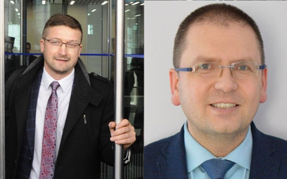 Paweł Juszczyszyn i Maciej Nawacki
