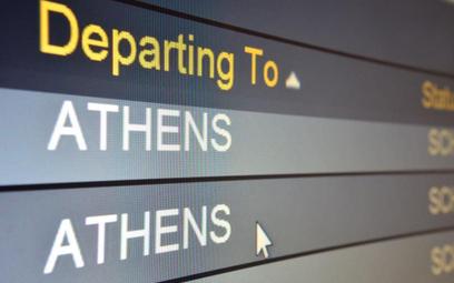 Jeszcze więcej pasażerów na greckich lotniskach