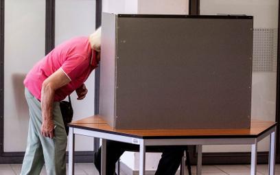 Ponad 22 proc. głosów dla AfD w Saksonii-Anhalt