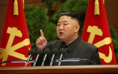 Kim Dzong Un znów straszy bronią atomową