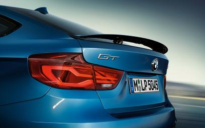 BMW kończy produkcję modelu serii 3 GT