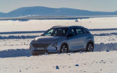 Hyundai Nexo: Gdy z rury leci woda