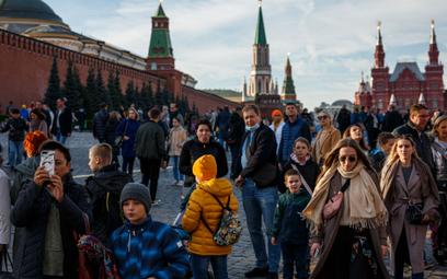 Moskwa, plac Czerwony