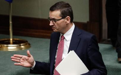 Premier Morawiecki zdymisjonował Jarosława Gowina
