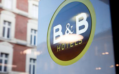B&B Hotels: Mamy 180 milionów euro na rozwój