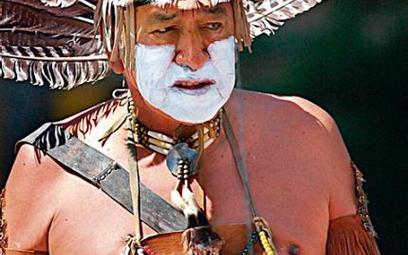 Genetyczny rodowód amerykańskich Indian
