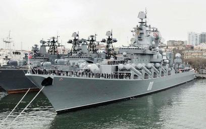 Rosjanie ćwiczyli zwalczanie okrętów podwodnych na Dalekim Wschodzie