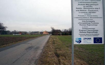 Fundusze UE przyspieszają wzrost polskiego PKB