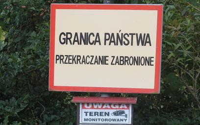 Straż Graniczna: Zwłoki trzech osób na granicy z Białorusią