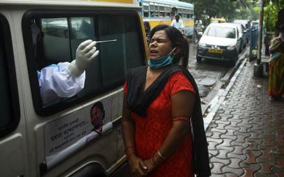 Indie stały się epicentrum pandemii koronawirusa