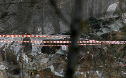 Policja szuka dokumentów ws. katastrofy smoleńskiej