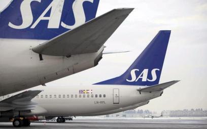 Szwecja i Dania ratują SAS
