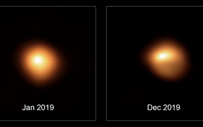 Gaśnie jedna z najjaśniejszych gwiazd Drogi Mlecznej