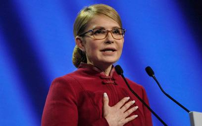 Julia Tymoszenko w stanie krytycznym po zakażeniu koronawirusem