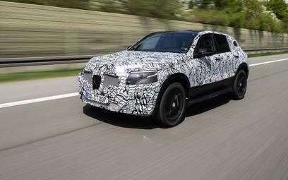 Mercedes idzie w prąd. Nowa marka, nowy model