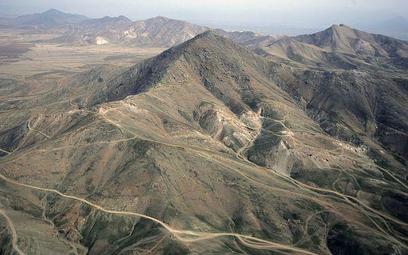 Afganistan surowcową potęgą?