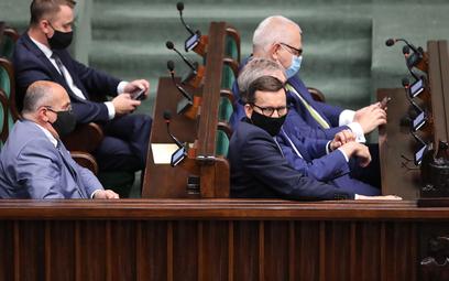 Premier Morawiecki: Zapraszam wszystkich, którzy są jeszcze w Porozumieniu, do współpracy