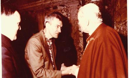 Audiencja u Jana Pawła II, 3 maja 1988 r. W jaki sposób Kornel Morawiecki znalazł się wtedy we Włosz