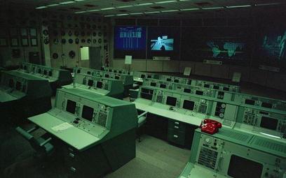 Stacja lotów kosmicznych w Houston