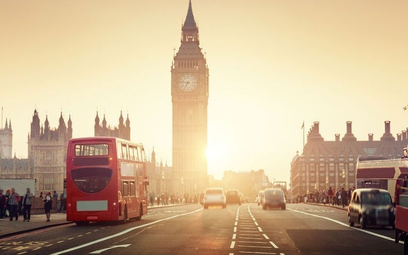 Turyści szturmują Wielką Brytanię