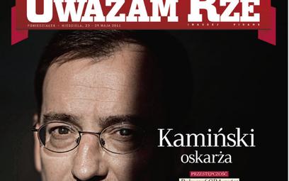 """Nadciąga czarna kampania PR przeciw """"Uważam Rze"""""""