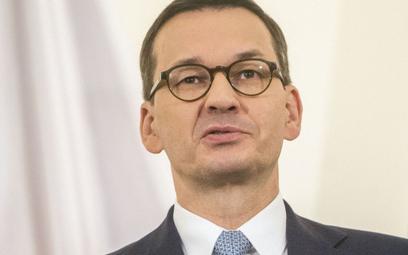 """""""Wiele dobrego"""". Premier Morawiecki podsumował swoje rządy"""