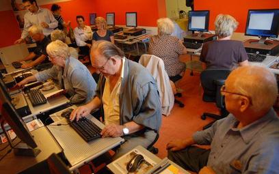 Kurs komputerowy dla emerytów