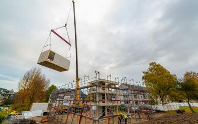 Niemiecka Vonovia stawia m.in. na budownictwo modułowe
