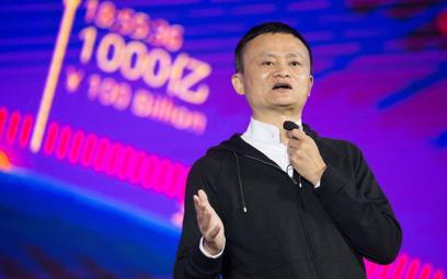 Ostra przecena chińskich spółek technologicznych