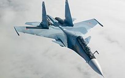 Rosyjskie samoloty ćwiczyły niszczenie celów na Krymie