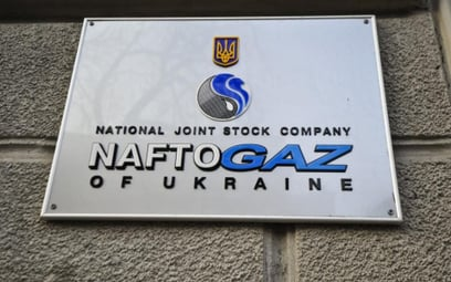 Naftohaz domaga się od Rosji odszkodowań za mienie na Krymie