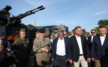 Szef MON: Odpowiedź na zagrożenia? Zbrojenie Polski, nowe jednostki