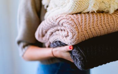 Dzianina to jeden z najmodniejszych trendów tej jesieni.