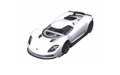 Czy powstanie nowe super Porsche?