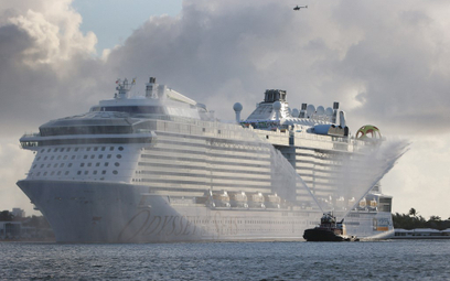 Odyssey of the Seas nie wypłynie w rejs. Koronawirus na statku